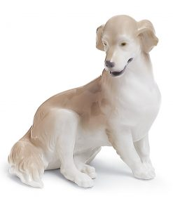 Golden Retriever 01008345 - Lladro Figurine