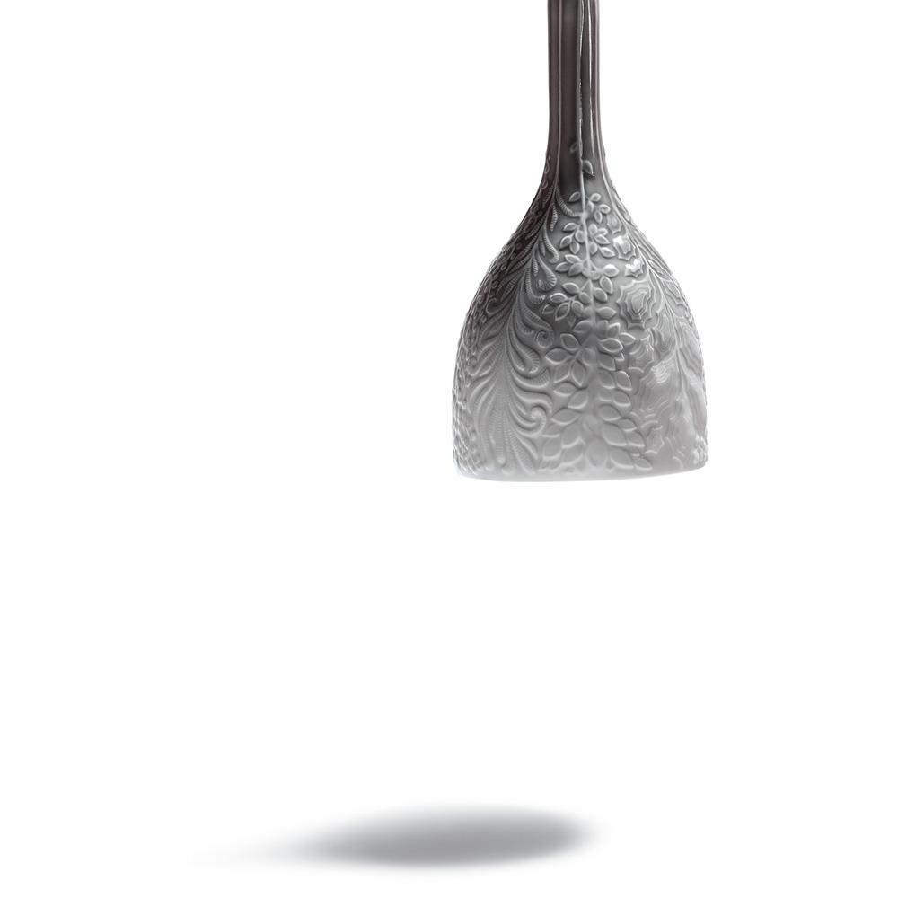Hanging Lamp (Grey) 01007932 - Lladro Lamp