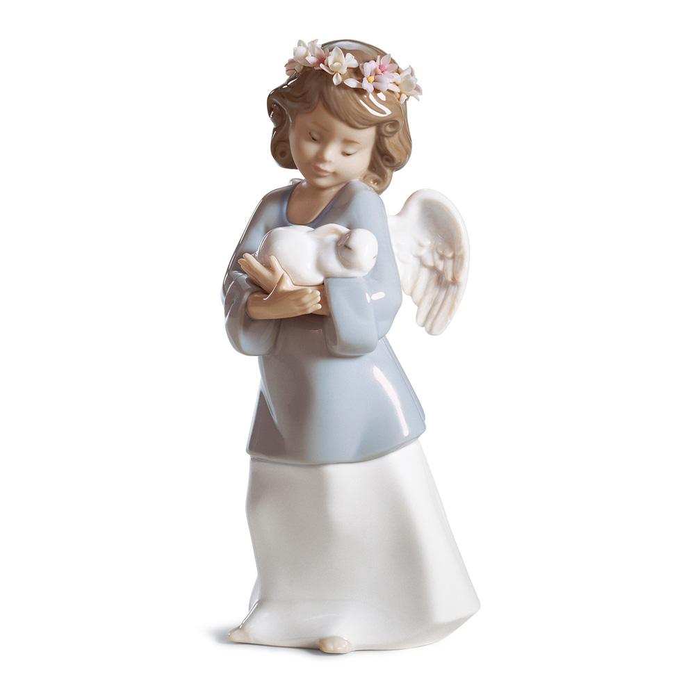 Heavenly Love 01006856 - Lladro Figurine