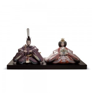 Hina Dolls festival 01008505 - Lladro Figurine