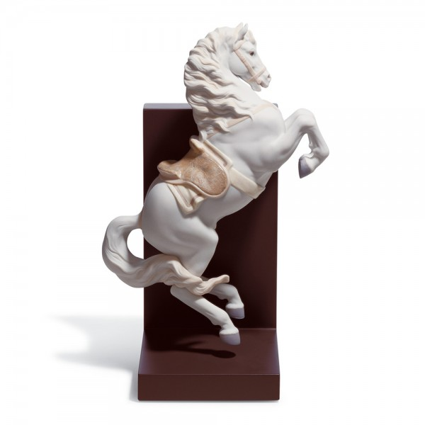Horse On Courbette 01018254 - Lladro Figurine