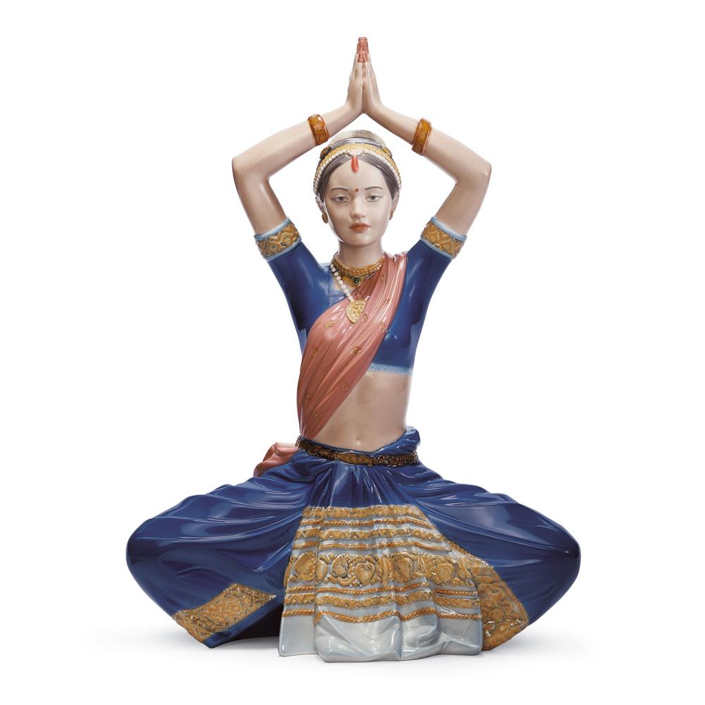 Indian Dance 01008128 - Lladro Figurine