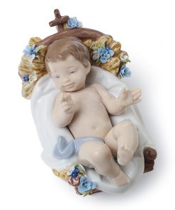 Infant Jesus 01008347- Lladro Figurine