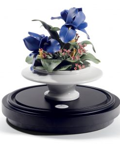 Iris Centerpiece 1008652 - Lladro Centerpiece