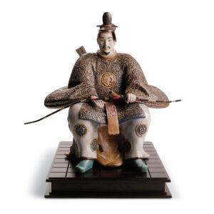 Japanese Nobleman 1 01012520 - Lladro Figurine