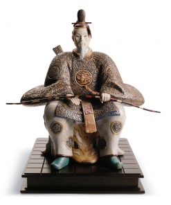 Japanese Nobleman II  01012521 - Lladro Figurine