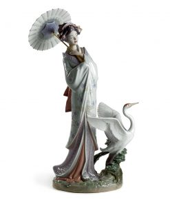 Japanese Portrait 01008253 - Lladro Figurine