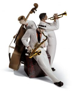 Jazz Trio 01008568 - Lladro Figurine