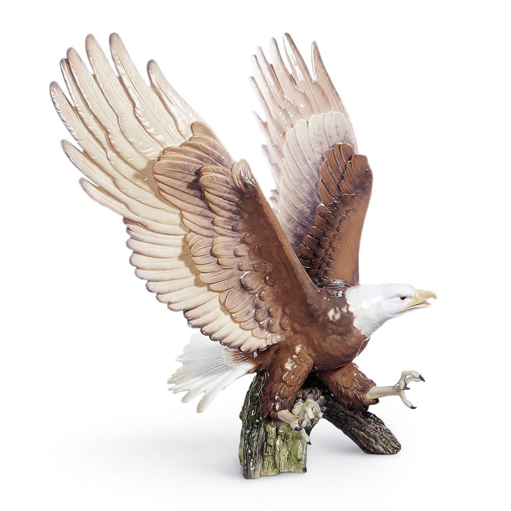 Justice Eagle 01005863 - Lladro Figurine