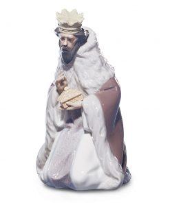 King Gaspar 01005480 - Lladro Figurine