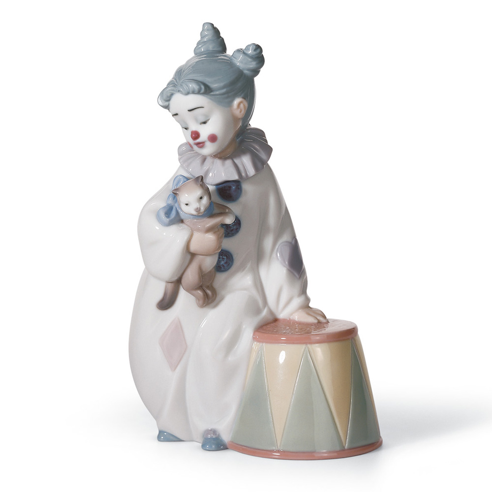 Little Tamer 01008093 - Lladro Figurine