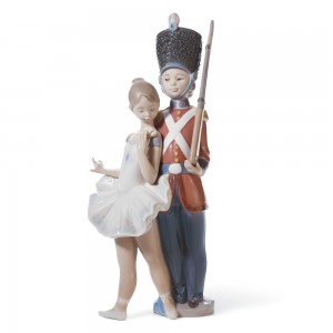 Little Tin Soldier 01008321 - Lladro Figurine
