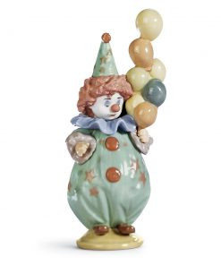 Littlest Clown 01005811 - Lladro Figurine