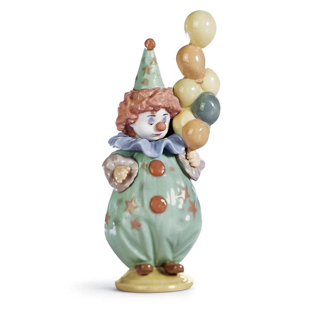 Littlest Clown 01005811 - Lladro Figurine