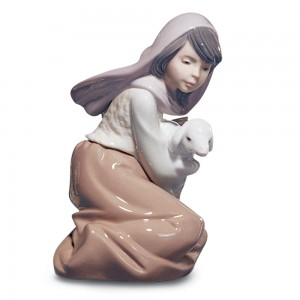 Lost Lamb 01005484 - Lladro Figurine