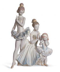 Love For Ballet 01011893 - Lladro Figurine