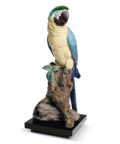 Macaw Bird 01008388 - Lladro Figurine