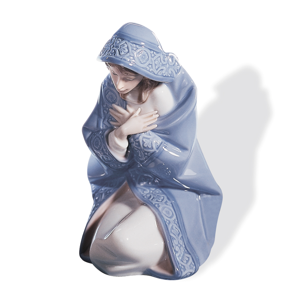 Mary 01005477 - Lladro Figurine