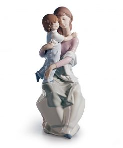 A Mothers Love 01006634 - Lladro Figurine