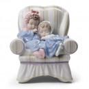 My Two Little Treasures 01008717 -  Lladro