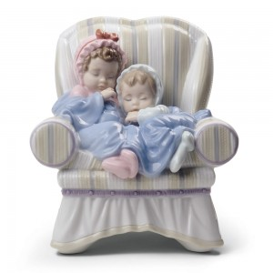 My Two Little Treasures 01008717 -  Lladro
