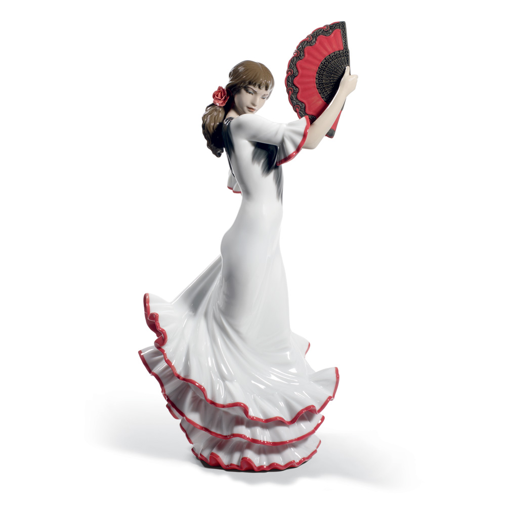 Passion and Soul (Red)  01008683 - Lladro Figurine - 60th Anniversary Collection
