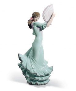 Passion and Soul (Pale Blue) 01008685 - Lladro Figurine