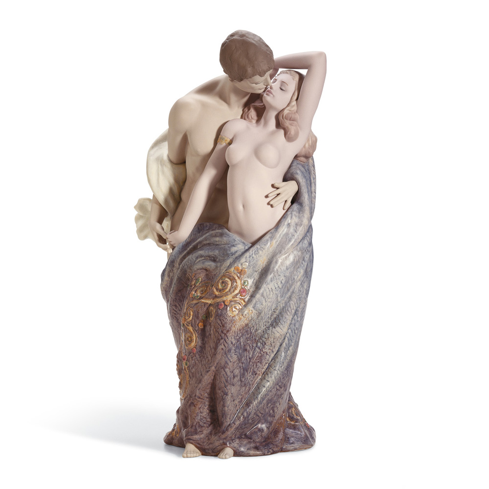 Passionate Lovers 01011914 - Lladro Figurine