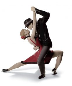 Passionate Tango 01008569 - Lladro Figurine