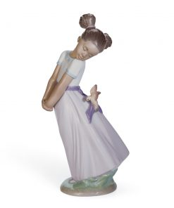 Pretty Bird 01008131 - Lladro Figurine