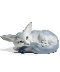Protective Instinct (Fox) 01008668 - Lladro Figurine