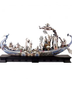 Queen of the Nile 01001918 - Lladro Figurine