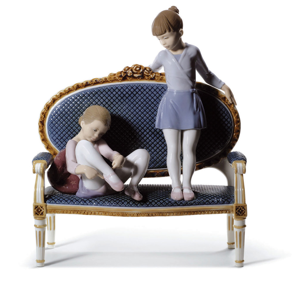 Ready For Practice 01008570 - Lladro Figurine