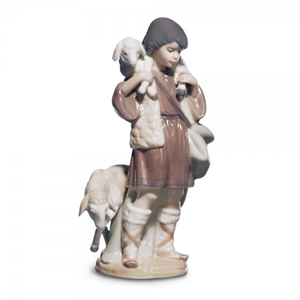 Shepherd Boy 01005485 - Lladro Figurine