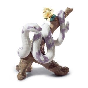 The Snake 01006780 - Lladro Figurine