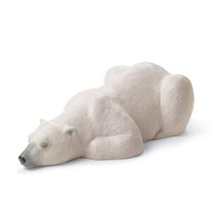 Snow King 01012518 - Lladro Figurine