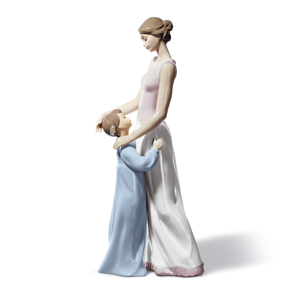 Someone To Look UpTo 01006771 - Lladro Figurine