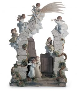 Stable in Bethlehem 01008083 - Lladro Figurine