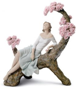 Sweet Scent Blossoms 01008360 - Lladro Figurine