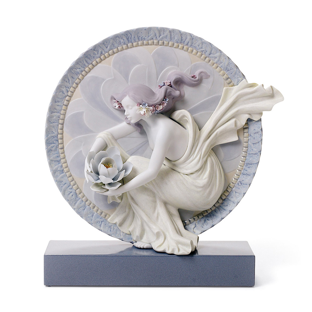 Sweet Water Flower (Special Edition) 01007225 - Lladro Figurine