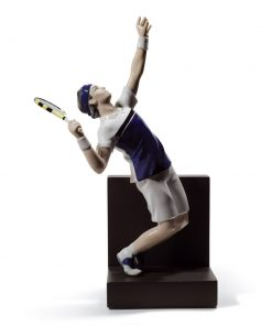 Tennis Ace 01008550- Lladro Figurine