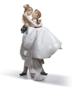 The Happiest Day 01008029 - Lladro Figurine