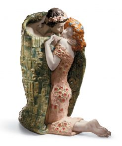 The Kiss 01001871 - Lladro Figurine
