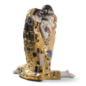 The Kiss 01008667 (150th Anniversary Edition)  - Lladro Figurine