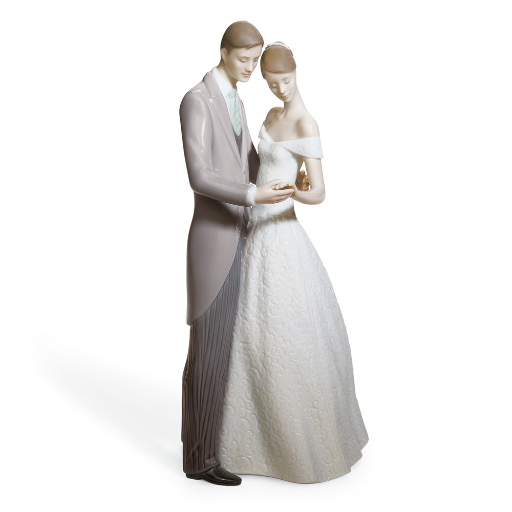 Together Forever 01008107 - Lladro Figurine
