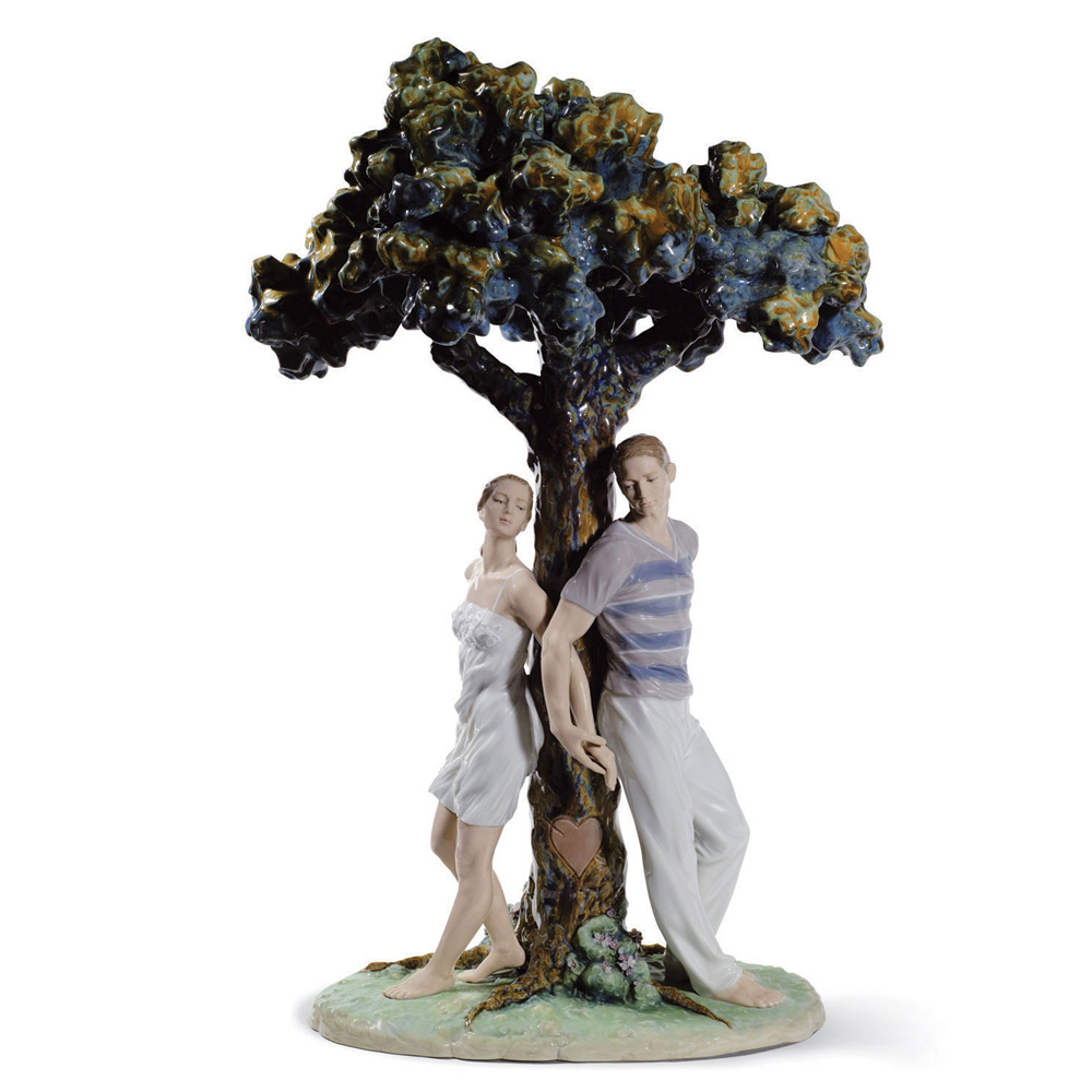 Tree of Love 01008580 - Lladro Figurine