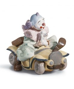 Trip To The Circus 01008136 - Lladro Figurine