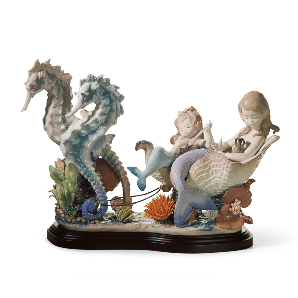 Underwater Journey 01006929 - Lladro Figurine