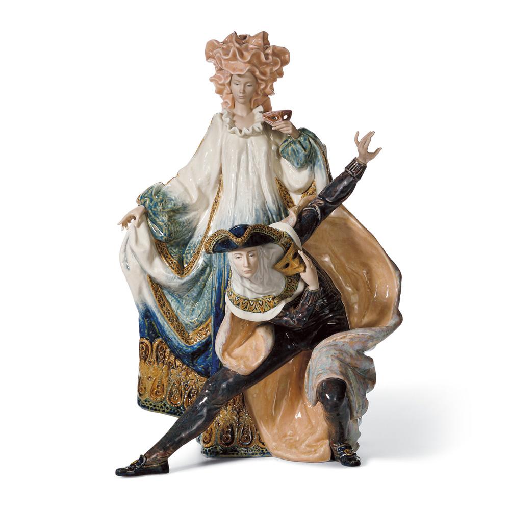 Venetian Carnival 01001816 - Lladro Figurine