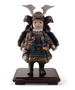 Warrior Boy 01013042 - Lladro Figurine